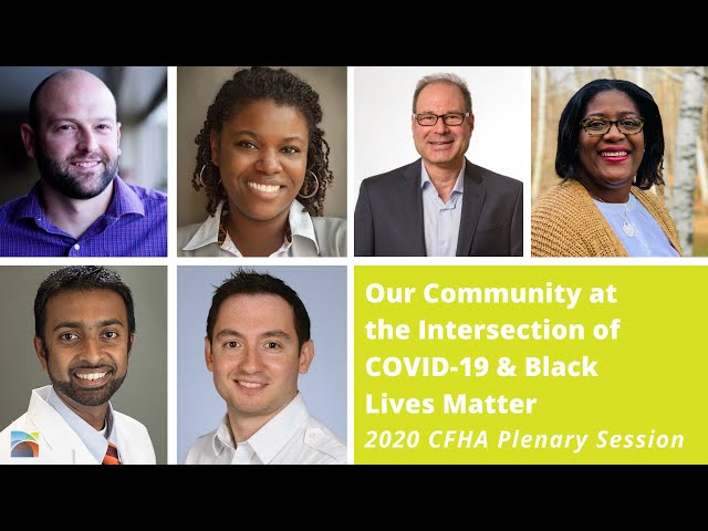Our Community at the Intersection of COVID-19 & Black Lives Matter