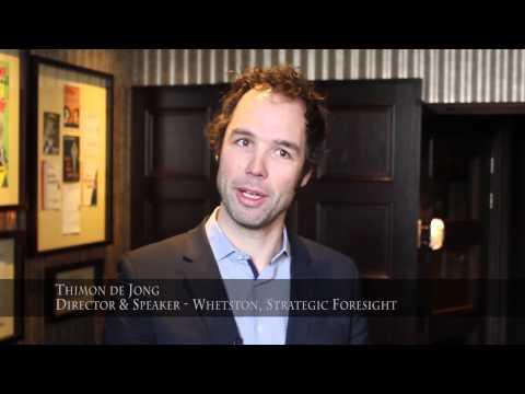 Thimon de Jong, Director & Speaker - Whetston
