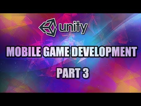 Unity Mobile Game Development Part 3 [ Pan Camera Touch Controls ]