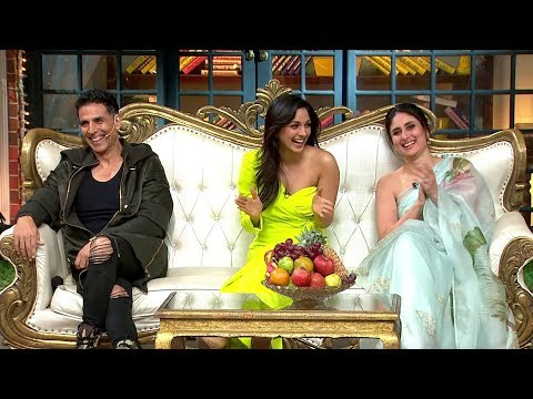 The Kapil Sharma Show - Good Newwz Part 1 | 🌟100th Episode Special🌟 | Akshay, Kareena, Diljit, Kiara
