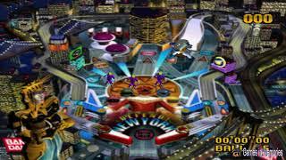 Saban's Power Rangers Zeo - Full Tilt Battle Pinball [PS1] Games in Memories