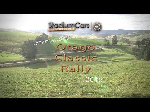 2015 Otago International Classic Rally - Full TV Program
