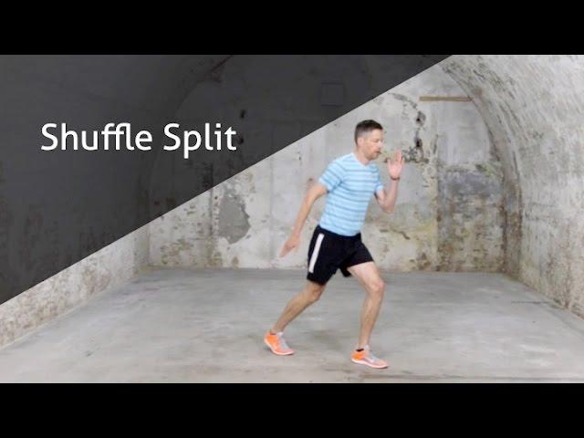 Shuffle Split - hoe voer ik deze oefening goed uit?