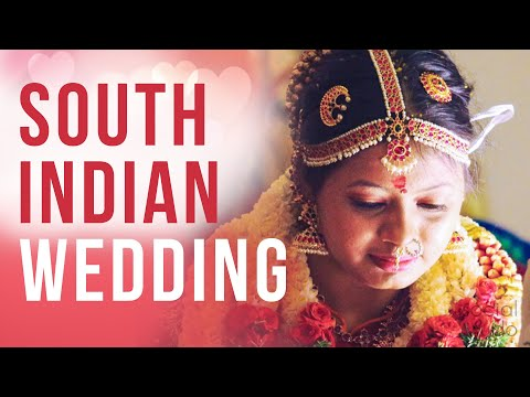 Attending SOUTH INDIAN WEDDING For The First Time