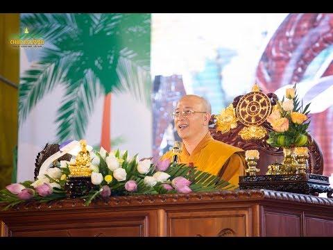 Ý nghĩa Lễ Bái Sáu Phương - Thích Trúc Thái Minh
