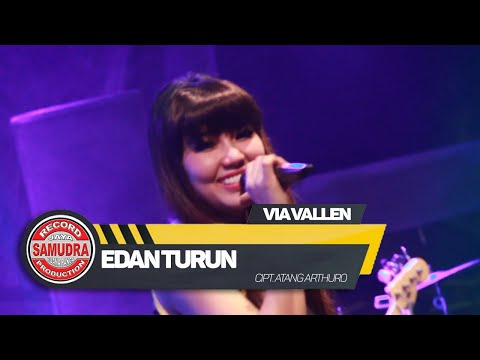 Via Vallen - Edan Turun (Official Music Video)