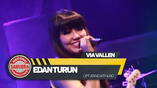 Video Via Vallen - Edan Turun (Official Music Video) download MP3, 3GP, MP4, WEBM, AVI, FLV September 2018