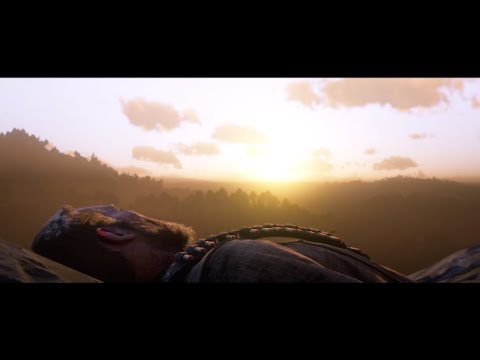 Red Dead Redemption 2 , Arthur Morgan Death Scene (Arthur\u0027s Final Chapter)