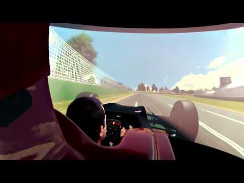 MotorMedia Racing Simulator - Melbourne