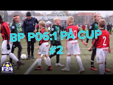 Följer med Brommapojkarna P06:1 på Cup #2 (Gais Open 2018) - Match mot Tölö IF   Fotboll24