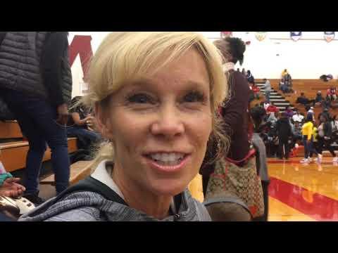 Michigan State basketball coach Suzy Merchant grateful for Muskegon High School influence