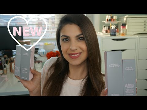 NEW Mary Kay Timewise Miracle 3D Skincare Review and Demo