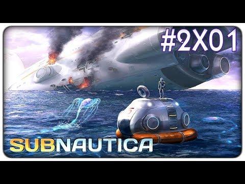 IL GRANDE RITORNO DI SUBNAUTICA | Subnautica - ep. 2x01 [ITA]
