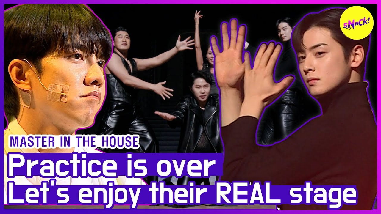 [HOT CLIPS] [MASTER IN THE HOUSE ] ALL THAT JAZZ💃 or Love Song💘 (ENG SUB)