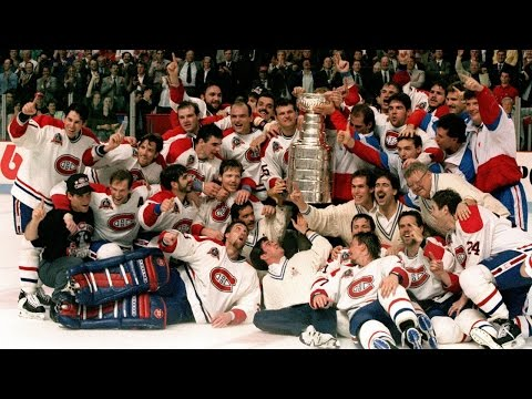 I wish they could invite Jacques Demers to the remaining games for good luck. He has always been a gentleman. Here is a nice link in memory of the old days!