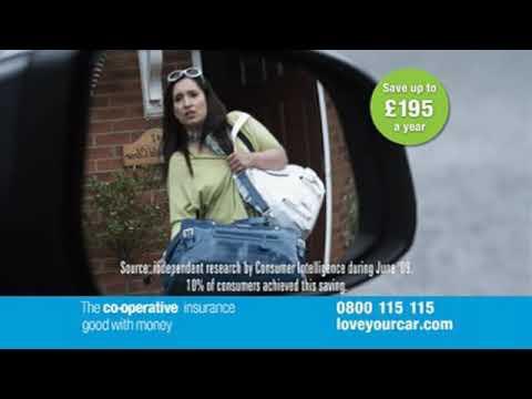 Co-operative Car Insurance - Loveyourcar.com