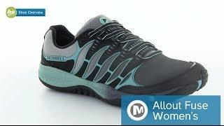 Running Shoe Overview - Merrell Allout