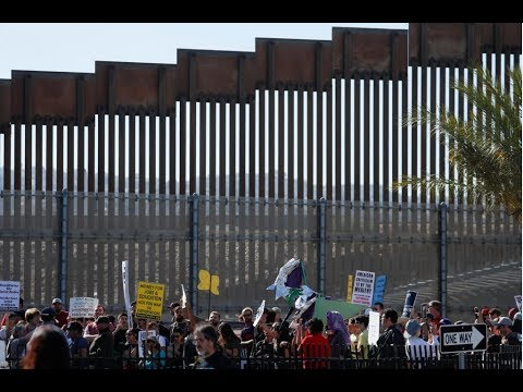 Disputes at Mexican border also about environment, private land