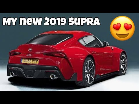 my new 2019 toyota supra specs and rumours youtube. Black Bedroom Furniture Sets. Home Design Ideas