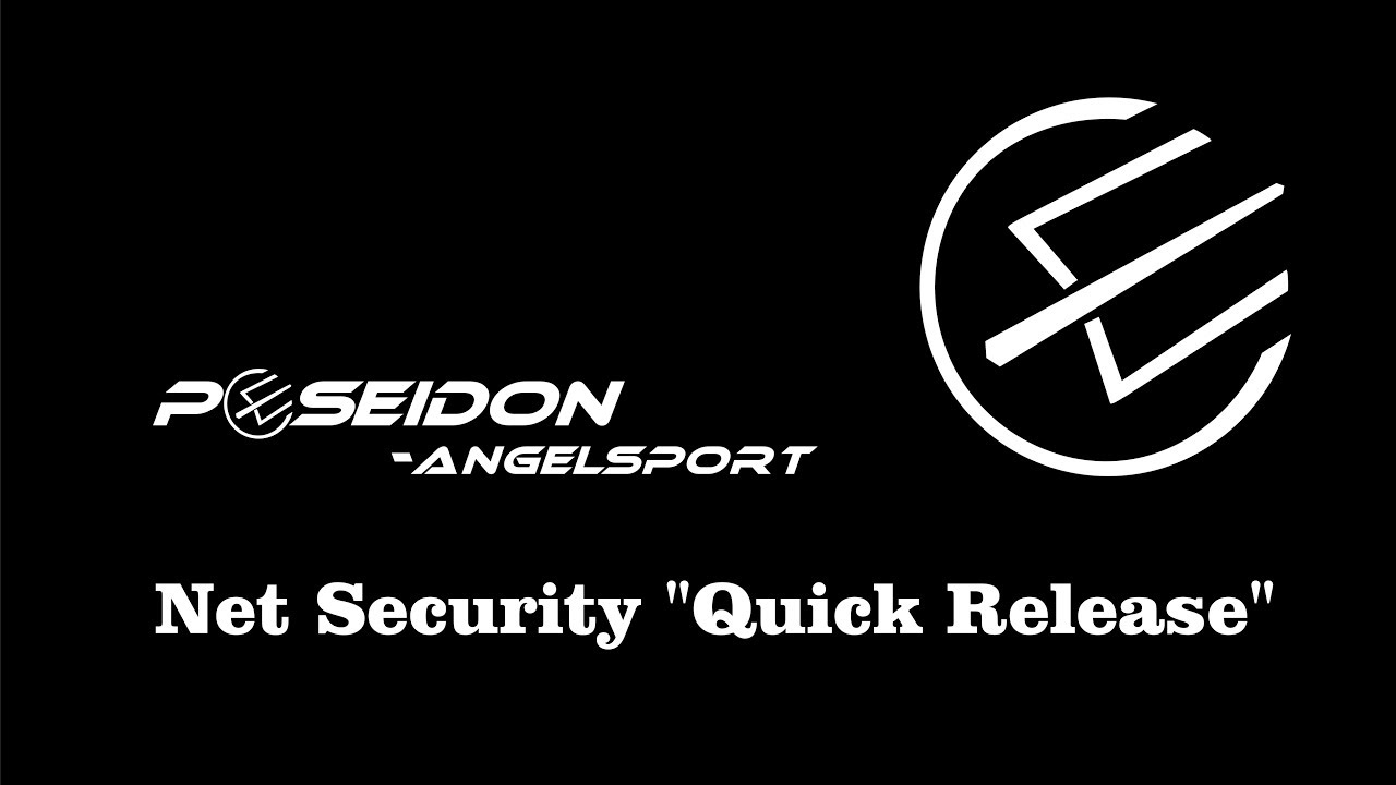 Poseidon Net Security Quick Release