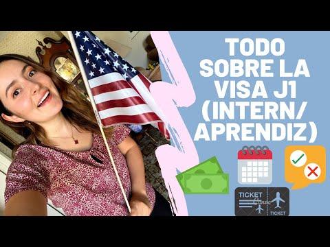 J1 Visa (Intern) TODO LO QUE NECESITAS SABER!  #Intern #J1Visa