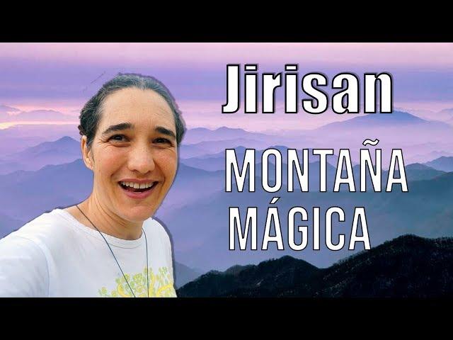 Jirisan, la montaña mágica de COREA DEL SUR