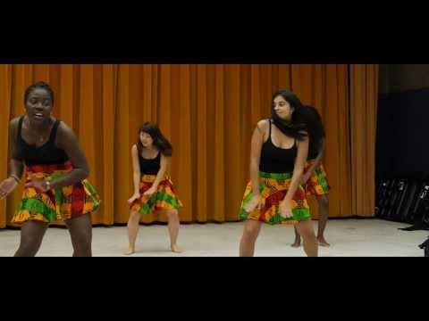 Temps d'Afrique: African Dance Troupe