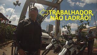 POLÍCIA NÃO PRENDE LADRÃO, PRENDE DOCUMENTO - LEIS BRASILEIRAS DE MERDA - MOTOKAVLOG