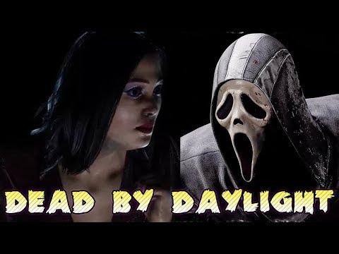Крик против Джейн Ромеро! Dead by Daylight Horror games! Новый маньяк Приведение