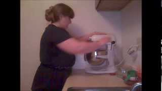 Soft Whole Wheat Bread: Make Soft And Fluffy 100% Whole Wheat Bread: Part 1, Soaking The Flour