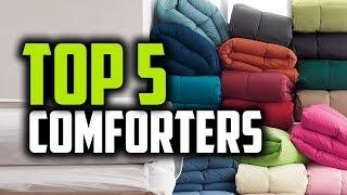 Best Comforters in 2018 - Which Is The Best Comforter?