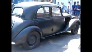 Довоенный Mercedes-Benz 170V (W136) 1936