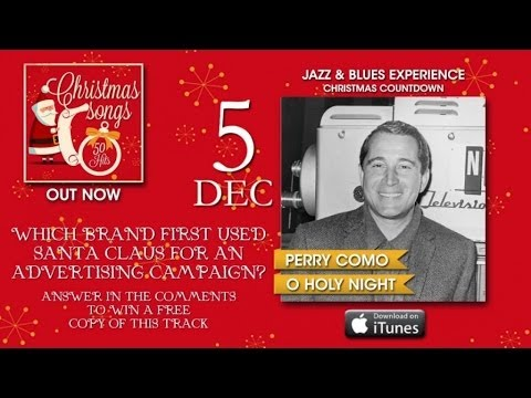 Christmas Songs - Advent Calendar - 5th December (Perry O Como)