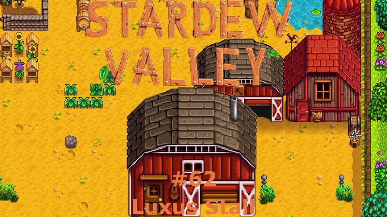 Stardew Valley Stall