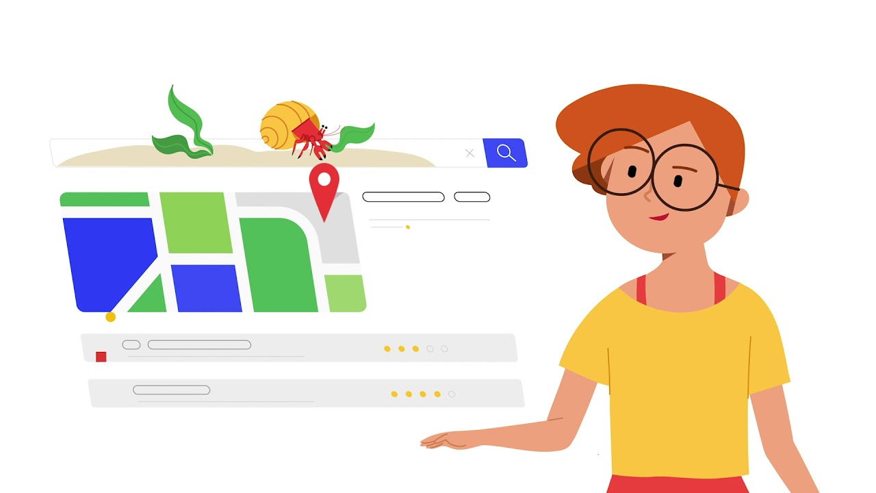 Your data in Search