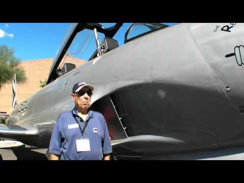 Lockheed T-33 at Palm Springs Air Museum