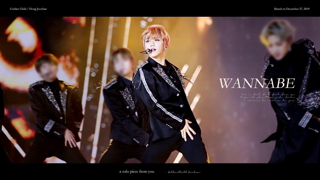 191227 골든차일드(Golden Child) KBS 가요대축제 :: WANNABE 주찬(Joochan) focus.