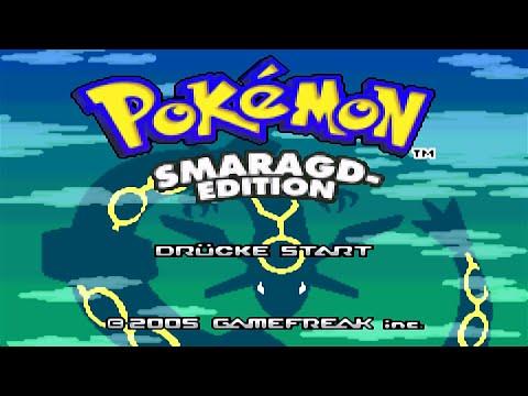 Pokémon Smaragd [Deutsch] + Cheats