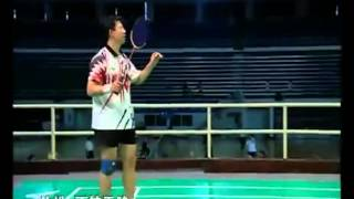 羽毛球教学 专家把脉 【08】 正手吊球 后场杀球
