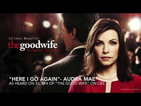"""Music from The Good Wife- """"Here I Go Again"""" (Whitesnake Cover) by Audra Mae"""