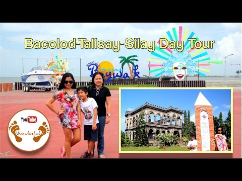 Wanderful: Bacolod-Talisay-Silay Day Tour | Negros Occidental | Philippines