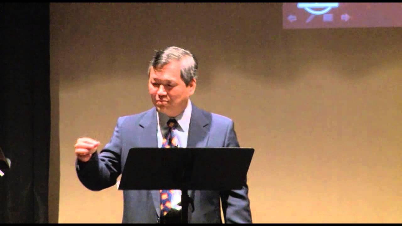 主再來與普世宣教-黃光賜牧師CBCSD - YouTube