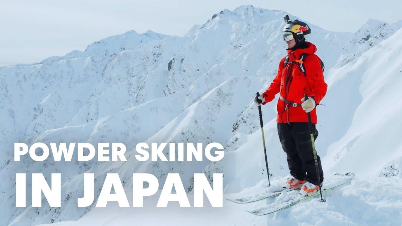 Kristofer Turdell's Unexpected Japan Ski Trip