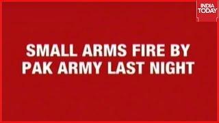 Pakistan Violates Cease Fire At Gurez Sector Along LoC