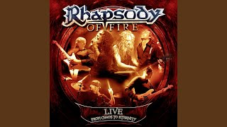Provided to YouTube by Believe SAS Unholy Warcry (Live) · Rhapsody ...