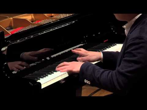 Minsoo Hong – Chopin Piano Competition 2015 (preliminary round)