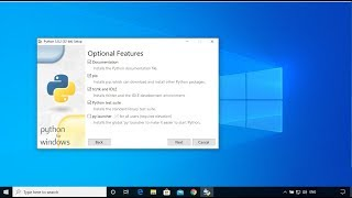How to Install Pyтhon 3.8.2 on Windows 10