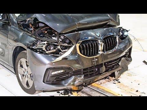 BMW 1 Series (2020) Safe Car? – Crash Test