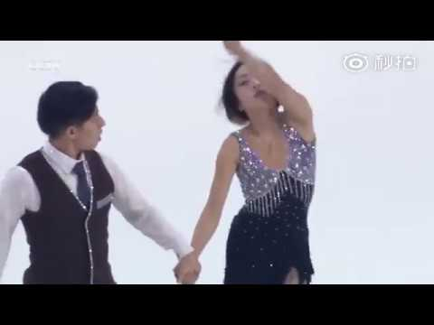 201612 Sui Wenjing/Han Cong SP - Blues for Klook