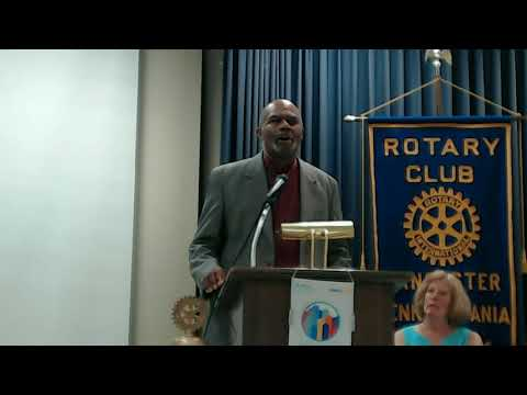 "8-16-17 ""My Blessed Life"" - Rotary Club of Lancaster, PA"